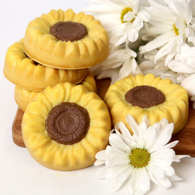 Sunflower Cold Process Soap Kit
